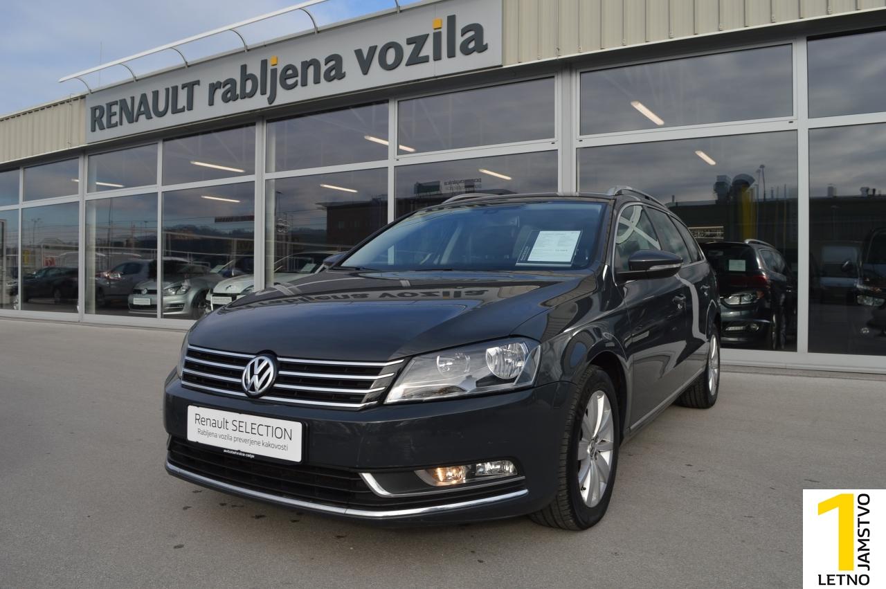 Rabljena vozila Volkswagen